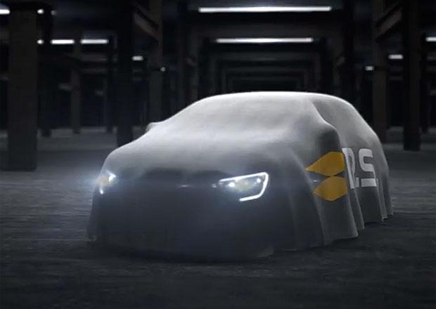 Nový Renault Mégane R.S. se začíná odhalovat. Poslechněte si, jak zní
