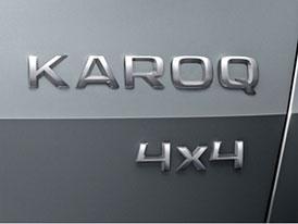 Proč se nová Škoda jmenuje Karoq? Tohle byste nevymysleli!