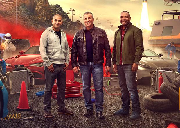 24. série Top Gearu je za námi. Jak se vedlo novému moderátorskému týmu?