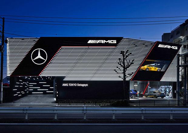 AMG vybuduje celosvětovou síť samostatných dealerství