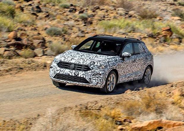 Volkswagen T-Roc v oficiálním videu. Premiéra funky SUV se už blíží!