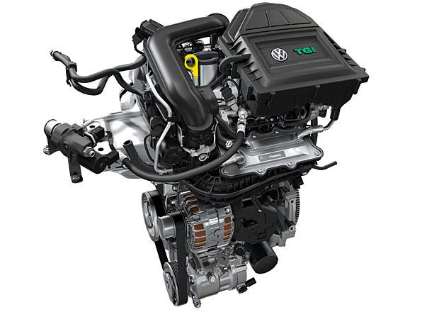 Volkswagen má nový motor 1.0 TGI. Dostane ho polo a zřejmě i fabia
