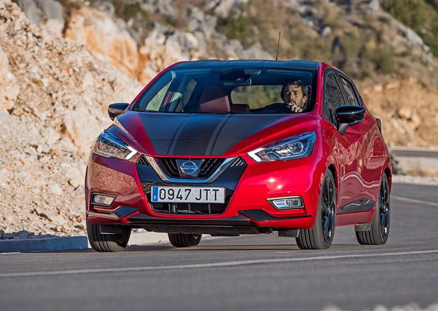 Nissan Micra: Přeplňovaný tříválec je dynamický, ale je současně i úsporný?