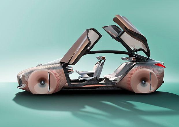 """Budoucnost BMW: Autonomita """"s mírou"""", palivové články a diesel!"""
