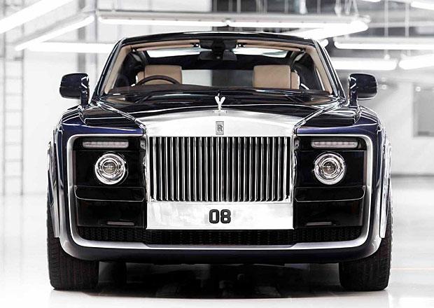 Rolls-Royce Bespoke Sweptail: Jediný na světě