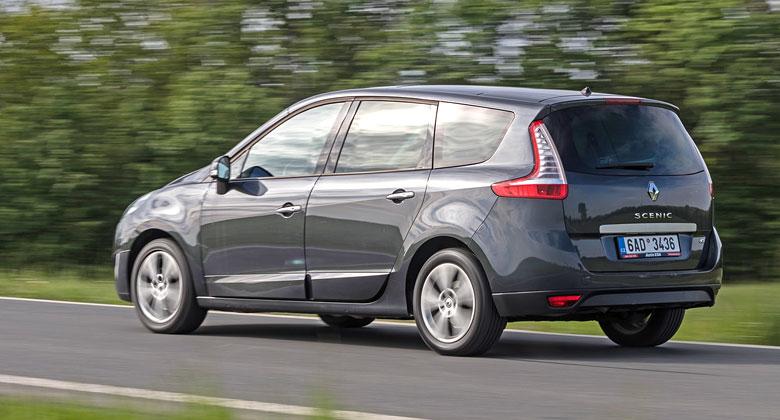 Ojetý Renault Scénic III: Velké zlepšení! V rámci možností…