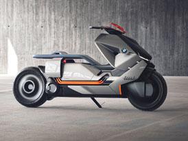 BMW Motorrad Concept Link je budoucností pro městskou dopravu na dvou kolech
