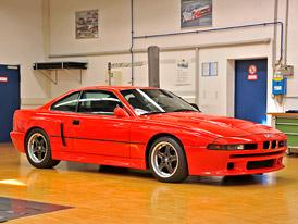 BMW M8 už jednou vzniklo. Proč se nakonec neprodávalo?