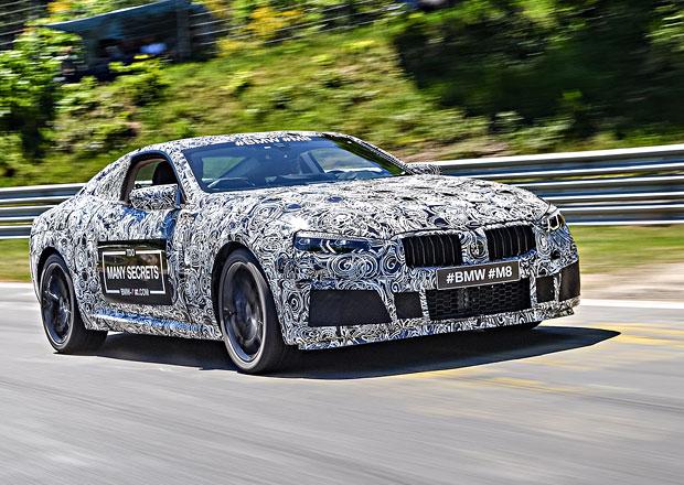 BMW M8 bude! Přijde i závodní verze, pro Le Mans