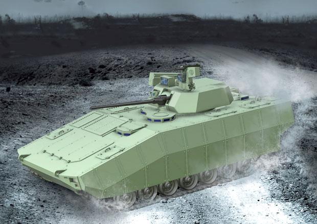 Zetor Wolfdog dokazuje, že výrobce traktorů míří i mezi armádní techniku