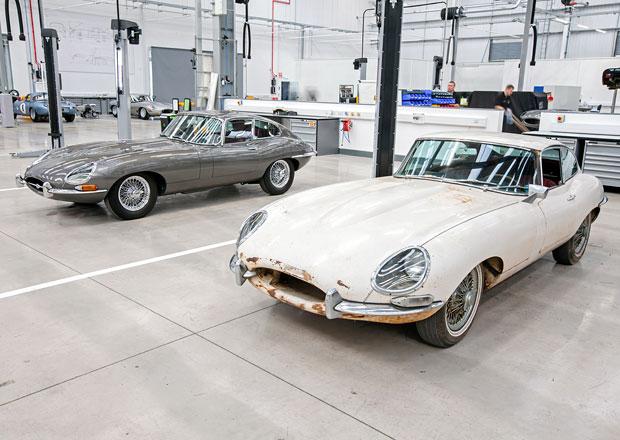 Jaguar Land Rover Classic otevřel v Coventry nové sídlo. Je působivé!