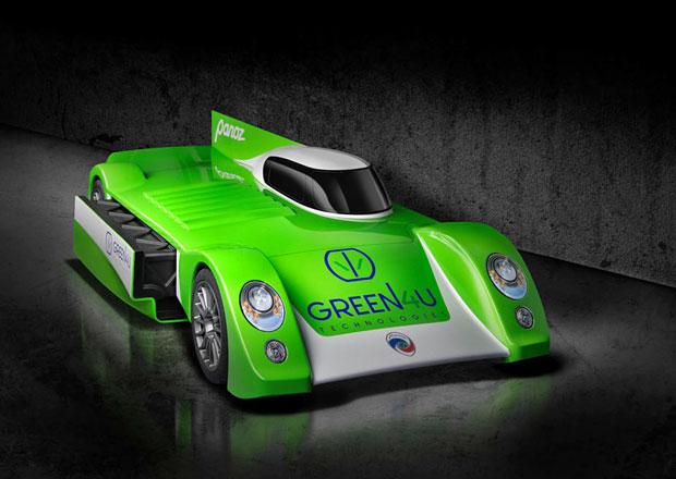 Panoz chce do Le Mans s elektromobilem...