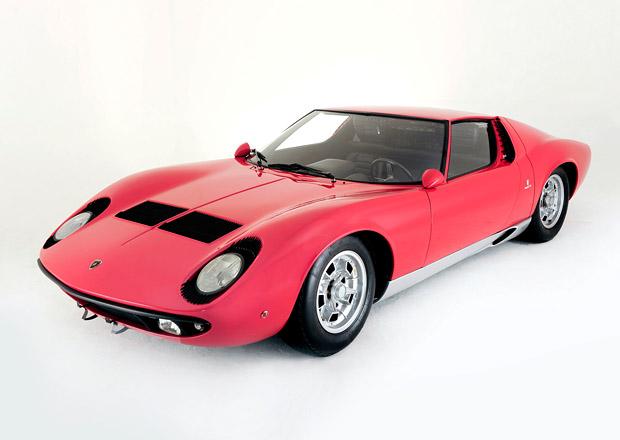 Lamborghini poodhalilo budoucí plány. Ve hře je i nástupce Miury!
