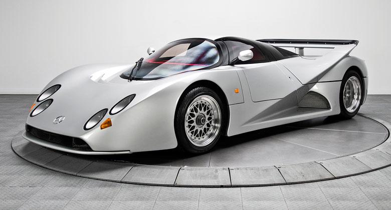 Lotec C1000 (1991-1995): Toto mělo být nejrychlejší auto světa. Proč vzniklo v jediném kuse?