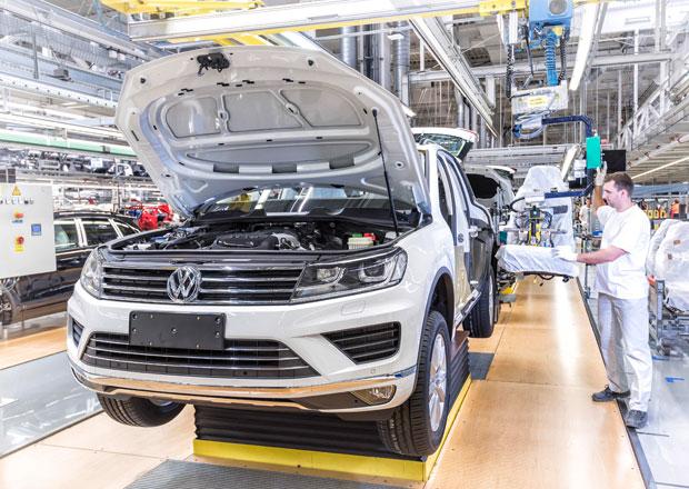 Odbory a vedení slovenského Volkswagenu se dohodly, stávka končí