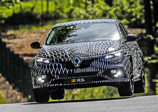 Renault prozradil více o Méganu R.S.: Na výběr budou dva podvozky
