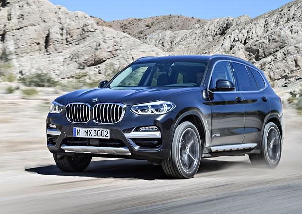 "BMW X3: ""Ikstrojka"" na třetí"