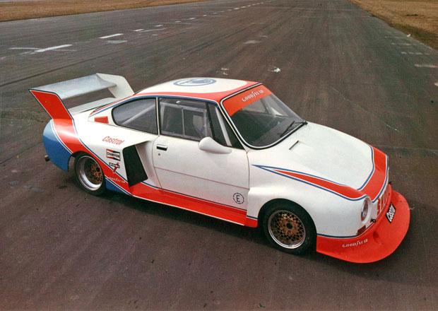 Škoda 130 RS A5 typ 738 (1977-1978): Okruhový speciál vypadal brutálně a jel až 250 km/h
