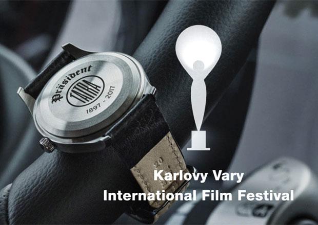 Tatra Trucks na karlovarském filmovém festivalu