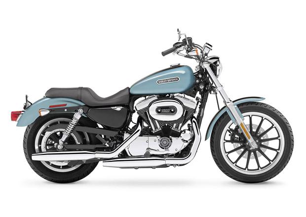 Harley-Davidson Sportster slaví 60 let a jede dál