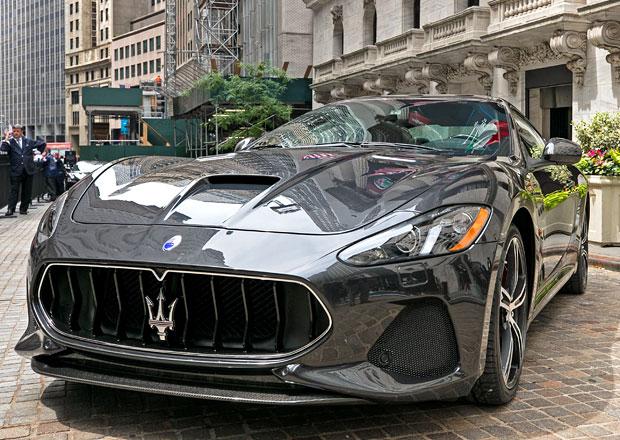 Maserati GranTurismo prošlo modernizací ve stylu božského Alfieri
