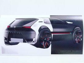 Šéfdesignér Peugeotu oživil legendu. Co říkáte na moderní interpretaci 205 GTi?