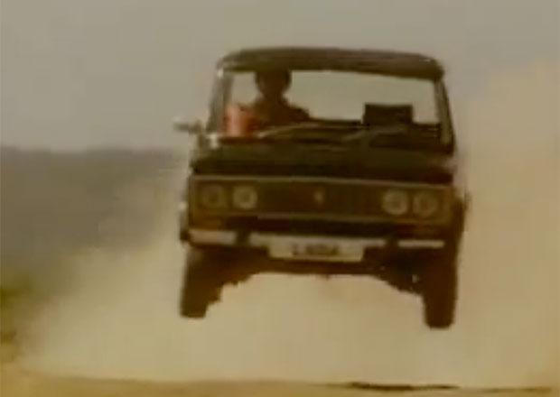 Vozy Lada byly v 80. letech téměř nadpozemské. Létaly vzduchem a jezdily vodou!