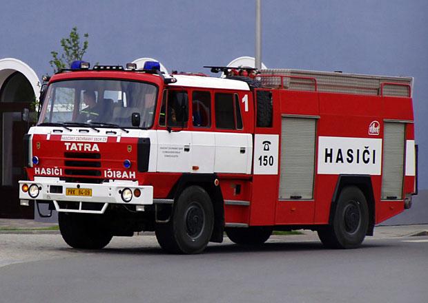 Tatra a její nákladní vozidla ve službách hasičů
