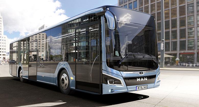 MAN představil novou podobu městských autobusů Lion's City