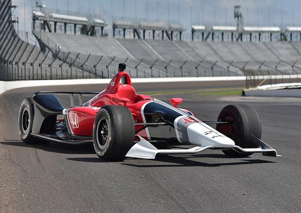 IndyCar odhaluje monoposty pro rok 2018. Jsou ještě hezčí a bezpečnější