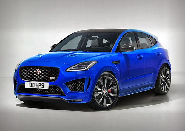 Jaguar E-Pace jako hot SUV: Jak by novince slušely ostré proporce?