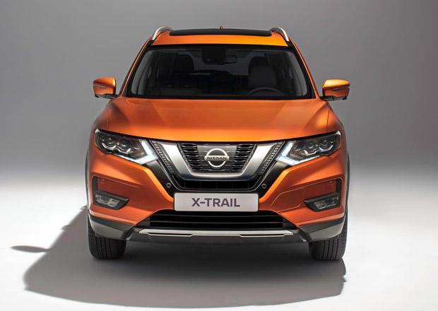 Modernizovaný Nissan X-Trail má české ceny. Půl milionu o moc nepřekračuje