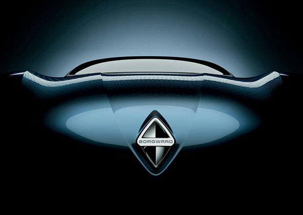 Borgward poodhalil nový model. Oživí slavné jméno Isabella?