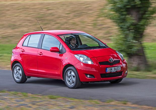 Ojetá Toyota Yaris II (P9): Skvělé auto ještě lepší?