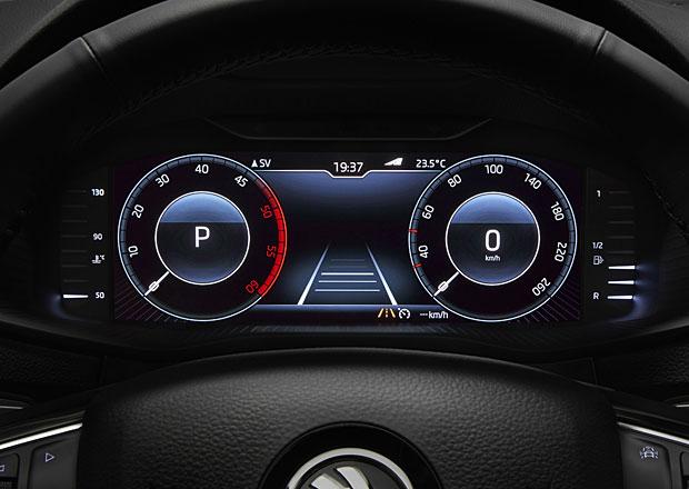 Škoda Karoq přijede do Frankfurtu i s digitálními budíky. Co všechno umí?