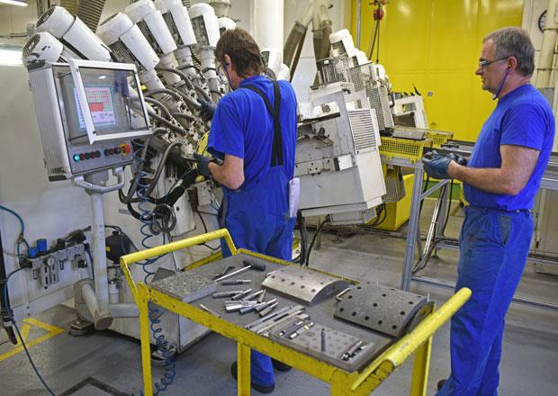 Nástup Průmyslu 4.0 je nejrychlejší v autoprůmyslu. Co to znamená?
