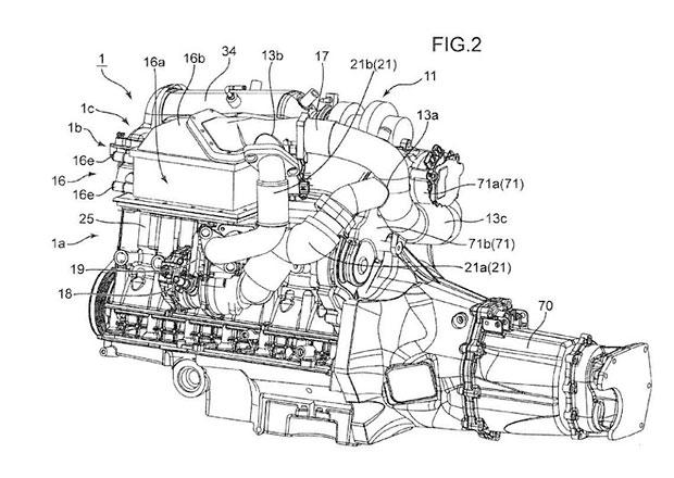 Mazda vyvíjí motor se dvěma turby a elektrickým kompresorem