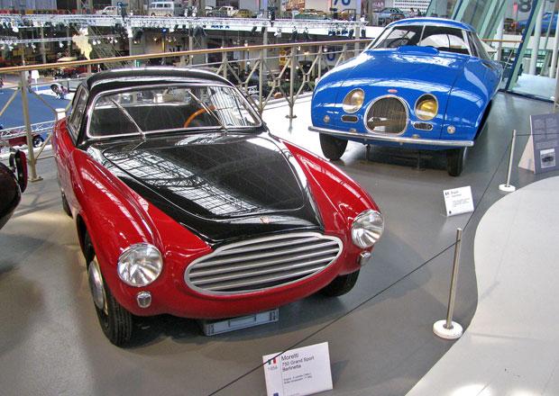 Policejní Porsche, Tatraplán a další unikáty, takové je automuzeum v Bruselu