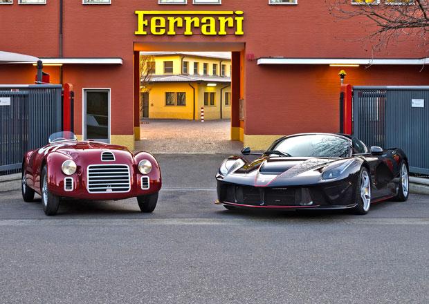 Ferrari slaví sedmdesátiny. Toto jsou nejvýznamnější milníky jeho historie