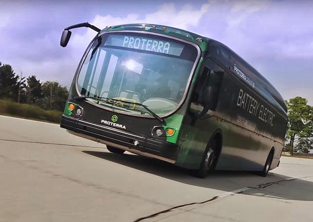 Proterra Catalyst e2 stanovil nový rekord v dojezdu elektrobusů
