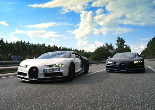 Jak natočit rekord nejrychlejšího auta světa? Bugatti šlo s pravdou ven