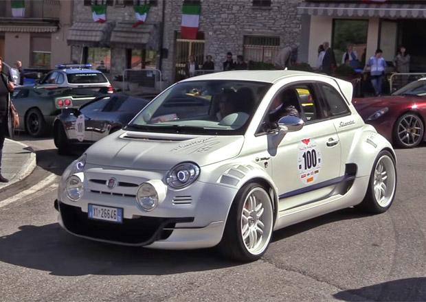 Giannini 350 GP Anniversario: Bláznivější limitku jste ještě neviděli!