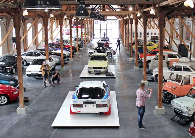 Úžasné muzeum Mazda nedaleko našich hranic: Tohle neuvidíte ani v Japonsku!