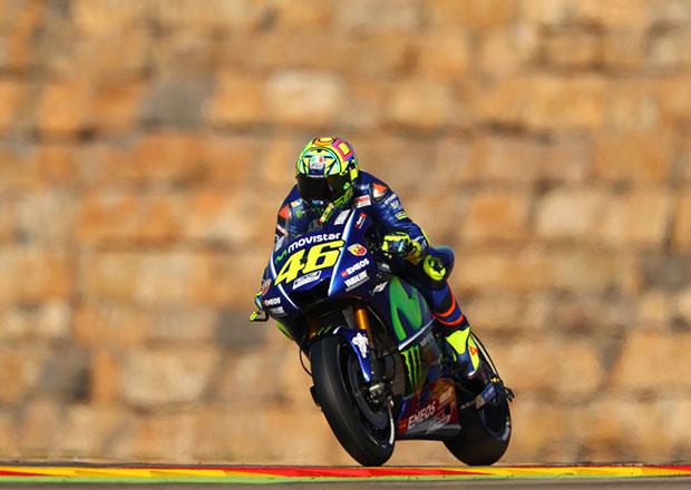 Velká cena Aragonie: On-line přenos třídy MotoGP