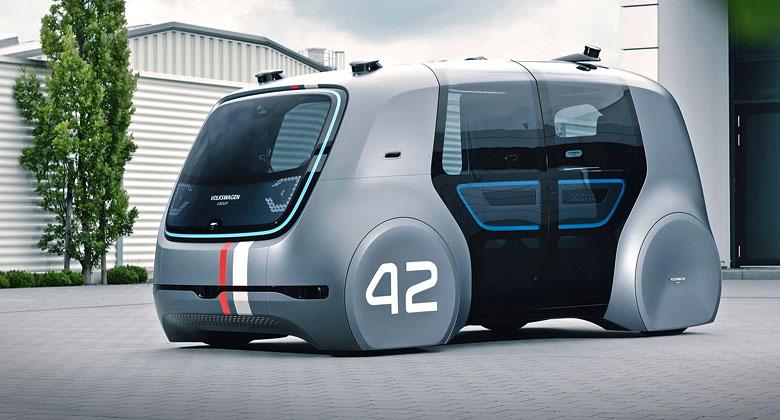 Volkswagen to s elektromobily a autonomními vozy myslí vážně. Investuje do nich 870 miliard korun!