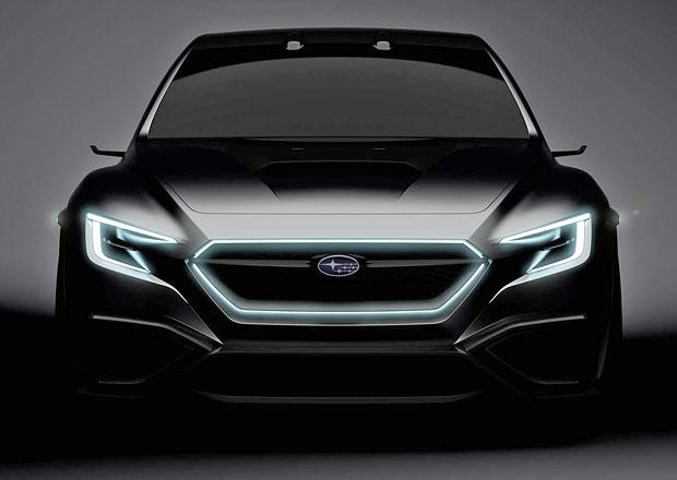 Subaru poodhaluje Viziv Performance Concept a další novinky pro Tokio