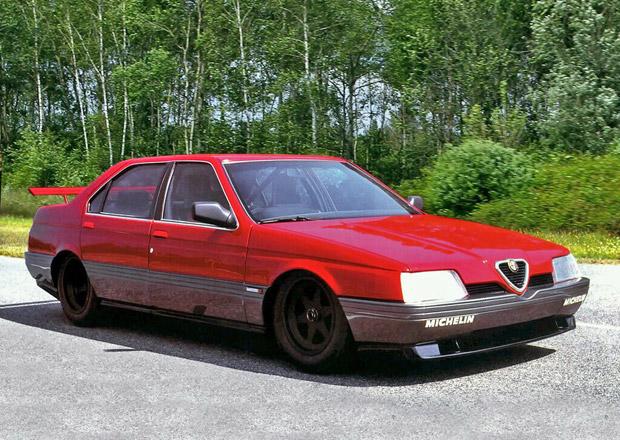 Alfa Romeo 164 Procar: Technika z F1 v nenápadném balení. Proč vznikl jediný kus?