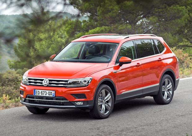 VW Tiguan Allspace odhalil kompletní ceník. Základní cena je nižší než u Kodiaqu! Má to svůj důvod...