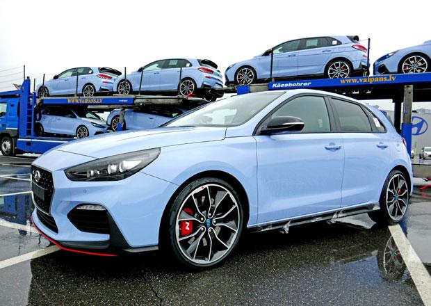 Napjatě očekávaný hot hatch Hyundai i30 N konečně odhalil ceny. Jsou hodně zajímavé!