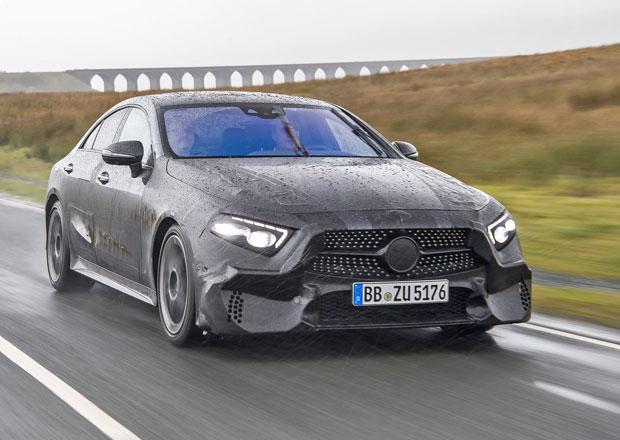 Nový Mercedes-Benz CLS na prvních fotkách. Nabídne techniku S-Klasse v zajímavějším balení